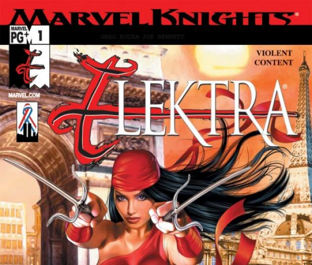 Elektra in the Scorpio Key