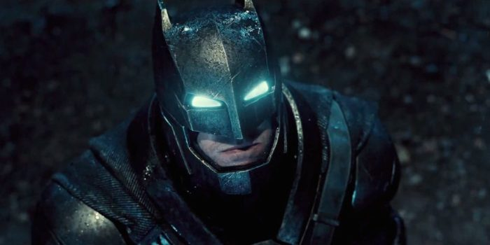 Batman fights Superman