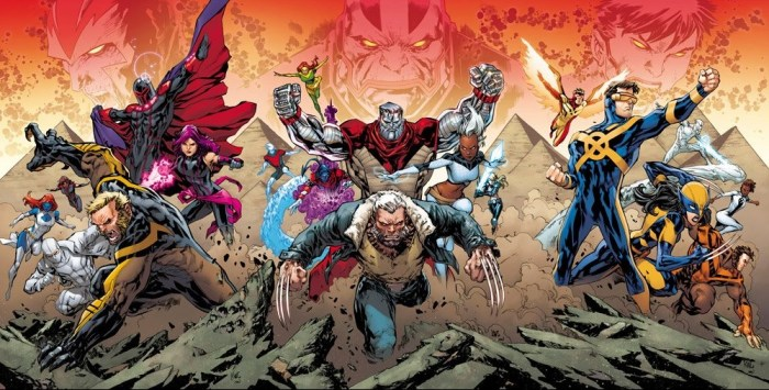 Marvel Apocalypse Wars