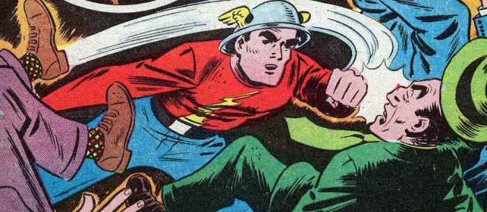 Jay Garrick, DC's Flash of the Golden Age