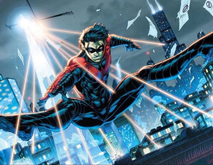 Nightwing in the New 52
