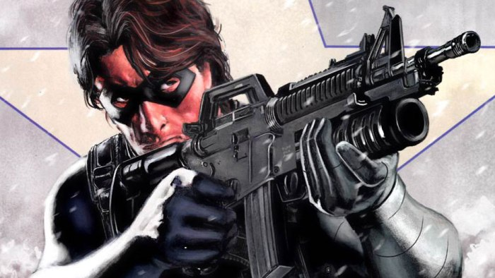 Ed Brubaker Winter Soldier