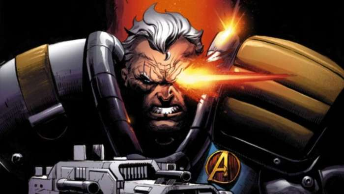 Cable on the Uncanny Avengers