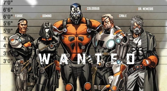 Marvel NOW Cable comics