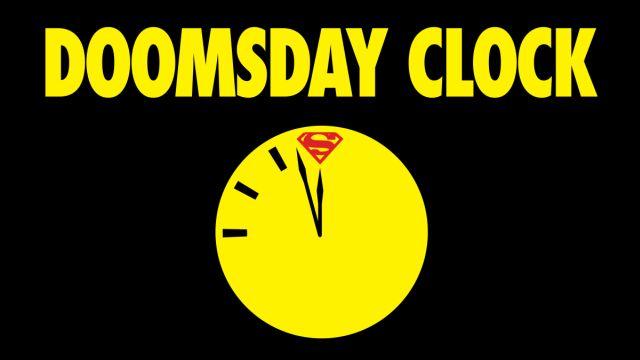 DC's Doomsday Clock Event