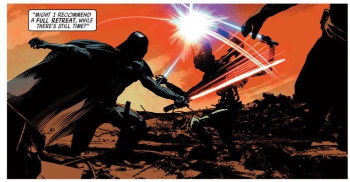 Star Wars Vader Down Event