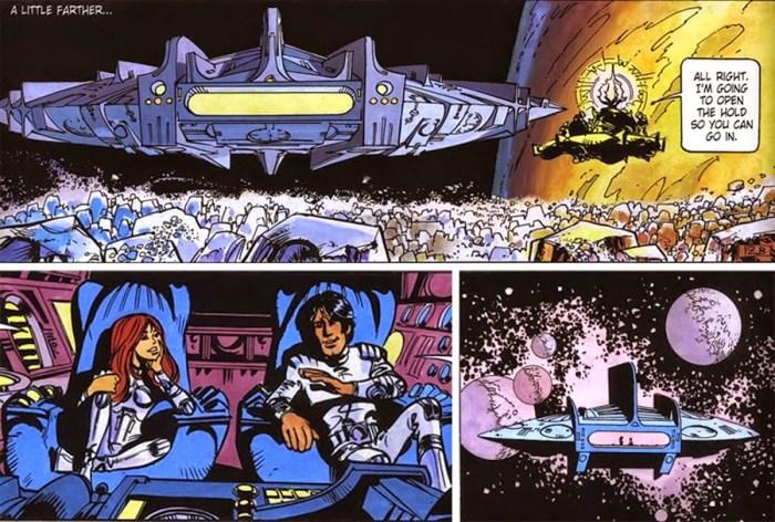 Valerian graphic novel reading order