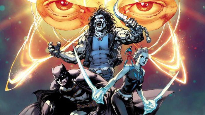 Justice League of America in DC Rebirth
