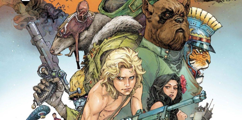 DC's Kamandi Challenge limited series