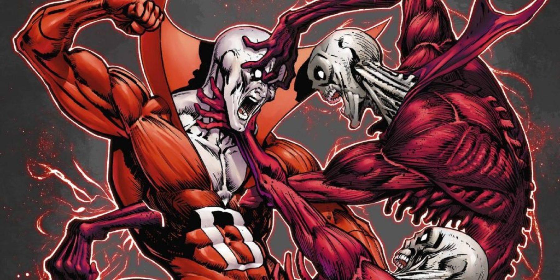 Justice League Dark comics starring Deadman