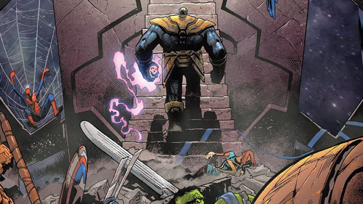 2018 Thanos Wins story arc