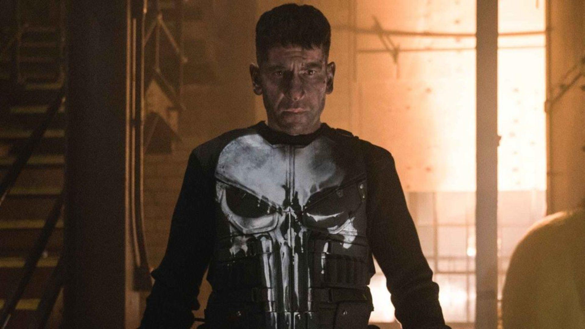 Marvel's Punisher season two on Netflix