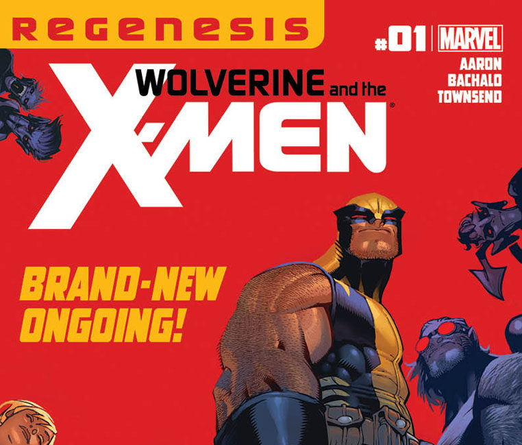 The X-Men in Regenesis