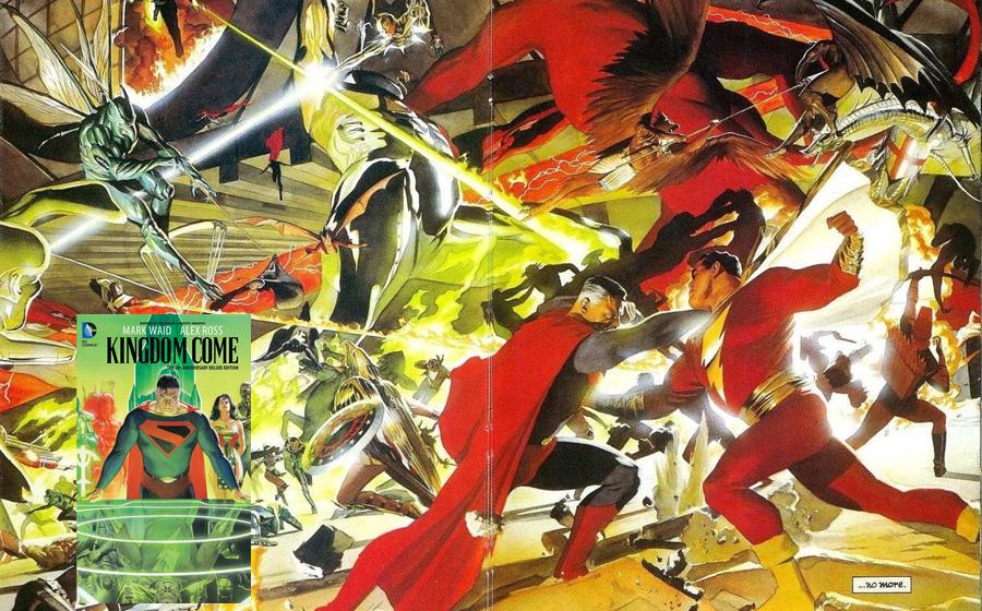 Kingdom Come graphic novel