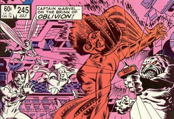 Avengers vs Dire Wraiths