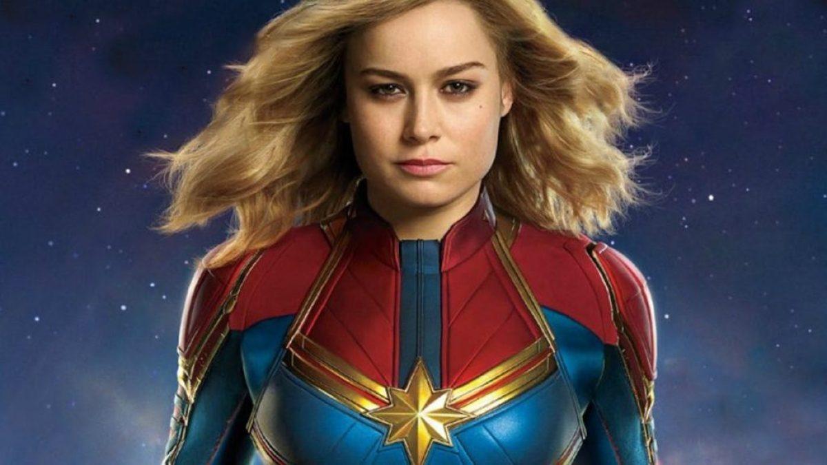 Captain Marvel movie in 2019