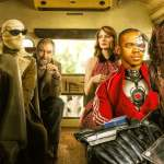 Doom Patrol season one exclusively on DC Universe