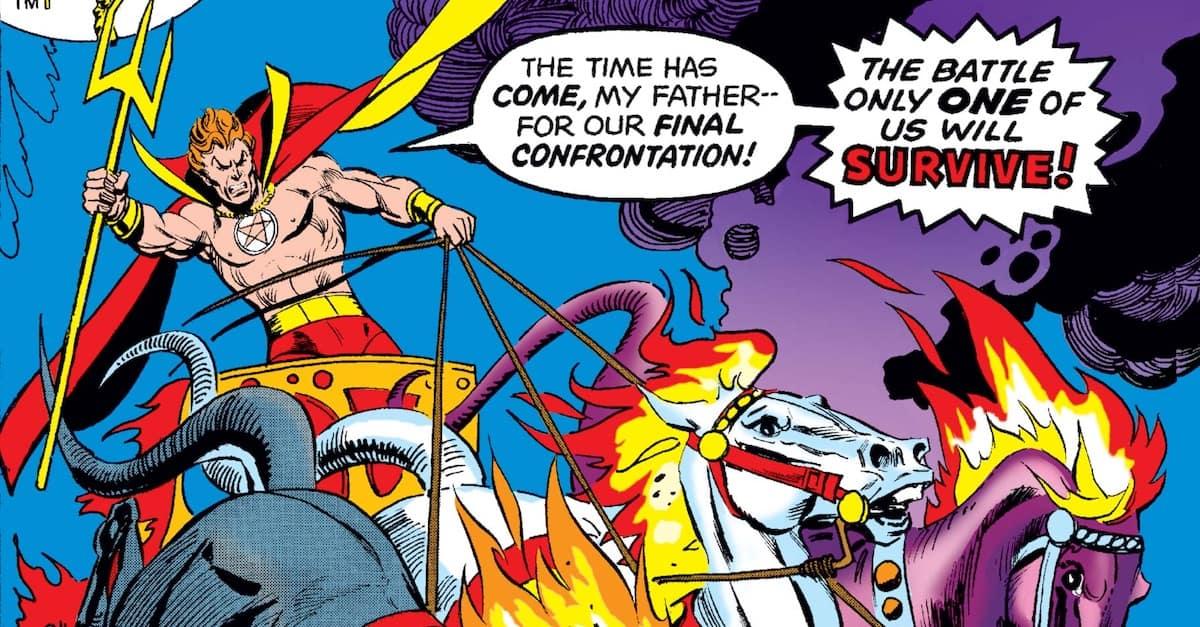 Marvel's 70s Son of Satan