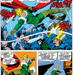 Fandral gets carried away with alliteration