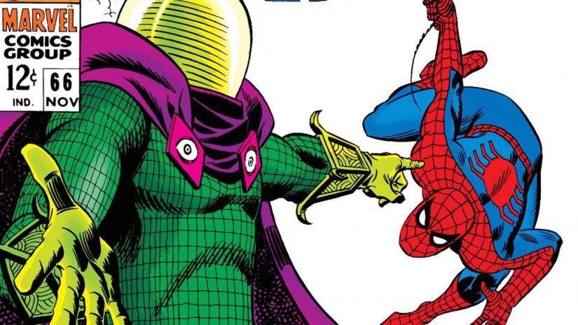 Spider-Man meets Mysterio