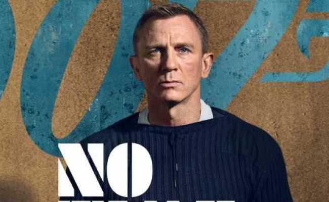 No Time To Die Daniel Craig Rami Malek Ana De Armas
