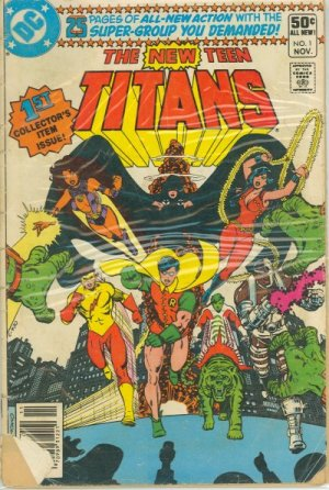 New Teen Titans No. 1