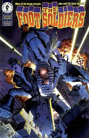 Foot Soldiers No. 1 by Alex Ross