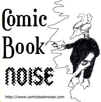 Not Comic Book Noise: 12 Years A Podcaster