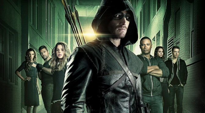 Comic Book Noise 367: Arrow The Complete Season Two Box Set Review