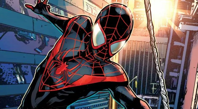 Comic Book Noise 526: The All-New Spider-Man
