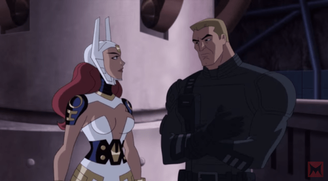 "Justice League: Gods and Monsters Chronicles – ""Big"""