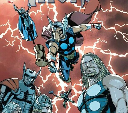 Comic Book Noise 524: Thors #1 and Inferno