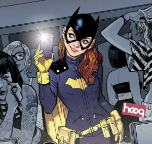 Also, what's so wrong with Batgirling?