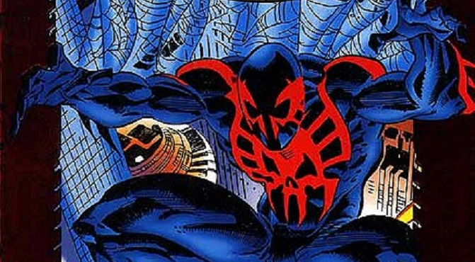 Comic Book Noise 579: Spider-Man 2099, Vixen, and Storm