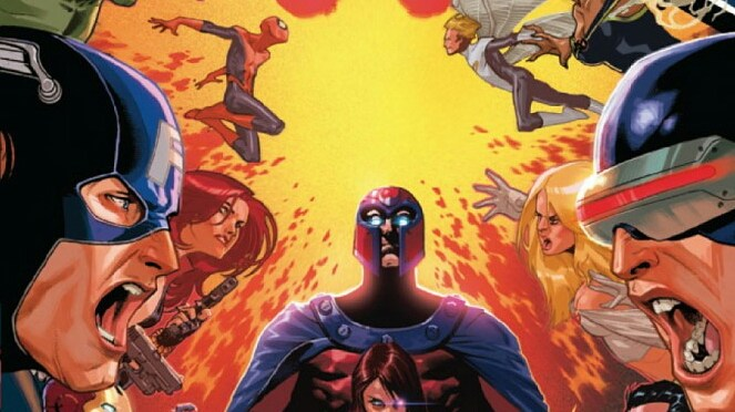 Comic Book Noise 605: What If AvX
