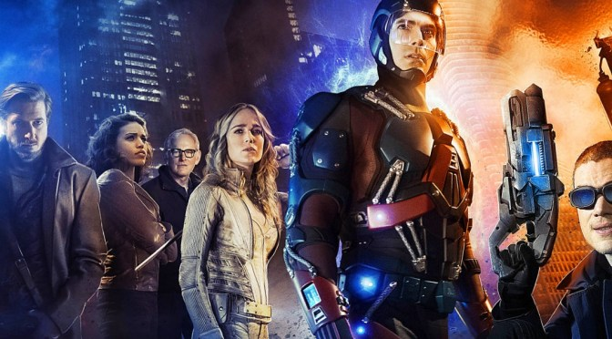 Comic Book Noise 661: Legends of Tomorrow First Impressions