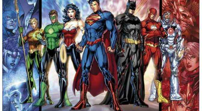Comic Book Noise 664: New DC Reboot