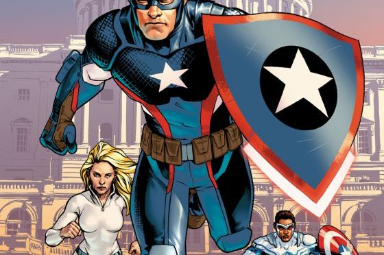 Comic Book Noise 701: Captain America Steve Rogers #1