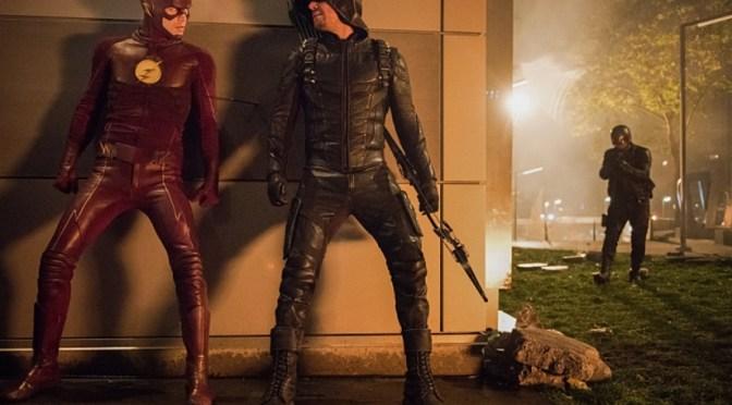 Comic Book Noise 755-3: Heroes vs Aliens Part 2: The Flash, Part 2