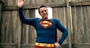 Ben Affleck as Superman in Hollywoodland