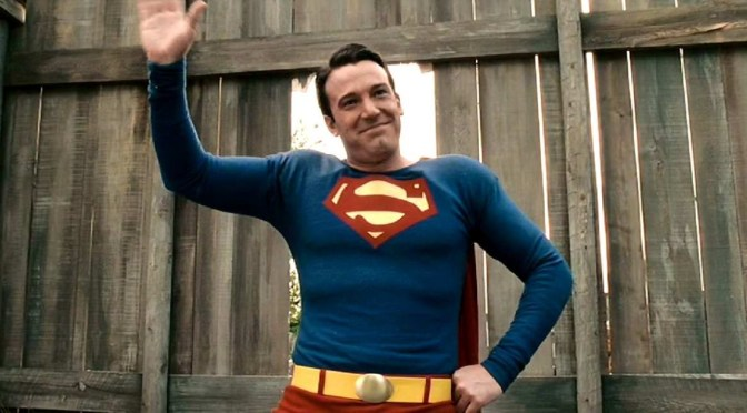 Ben Affleck as Superman in Hollywoodland