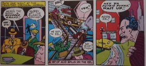 Police Comics #1 (1941)