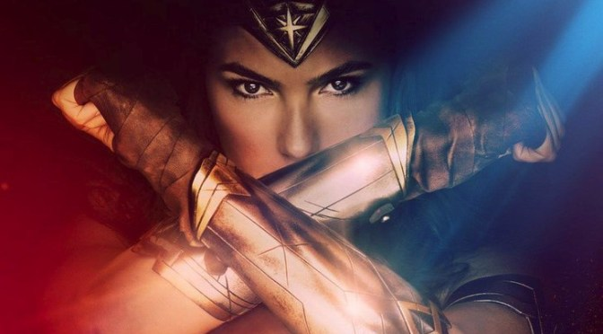 Comic Book Noise 776: Syaf and Wonder Woman Projections