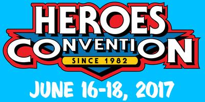 Comic Book Noise 787: Heroes Con 2017