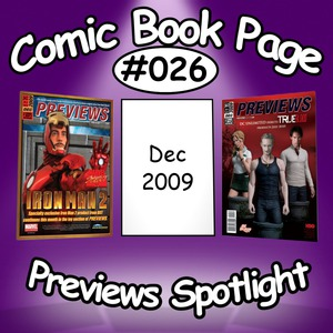 Previews Spotlight 27: 2010-01