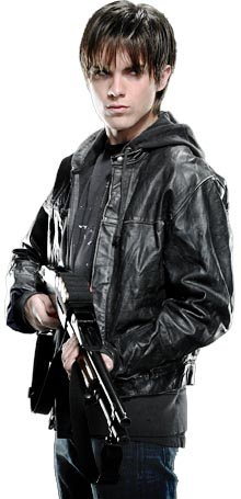 Character John Connor Of The Group The Human Resistance