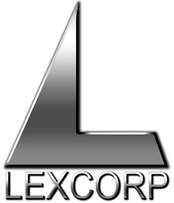 Image result for LEXCORP (DC) logo