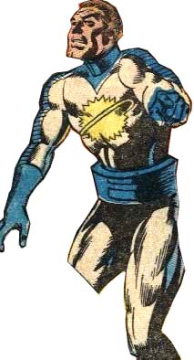 Religion of Yon-Rogg; Captain Mar-Vell's former superior
