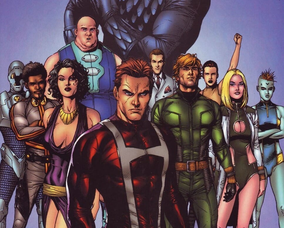 Comic Book Review: Squadron Supreme #1