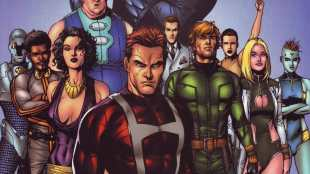 Marvel Comics Squadron Supreme #1 Review